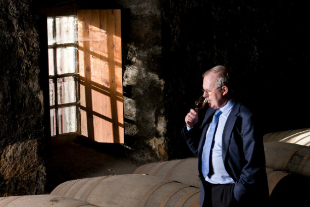 David Stewart: William Grant & Son's master blender