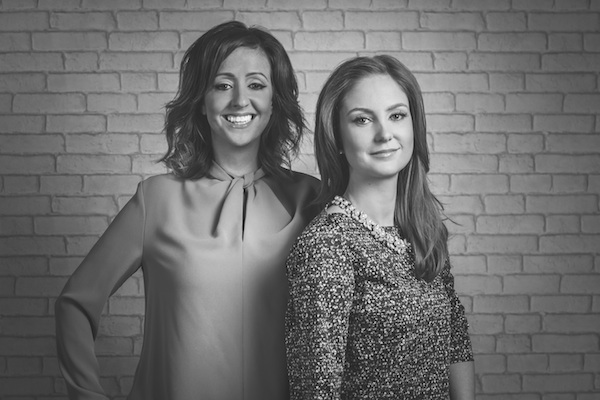 House of Comms co-founders Abby Wilks and Kaja Weller