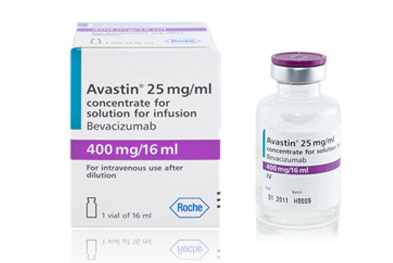 The initial infusion of bevacizumab must be given over 90 minutes to minimise the risk of a hypersensitivity reaction.