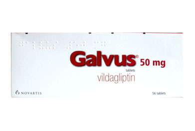 Galvus 50mg tablets are taken once daily in combination with a sulfonylurea or twice daily in combination with metformin or a glitazone