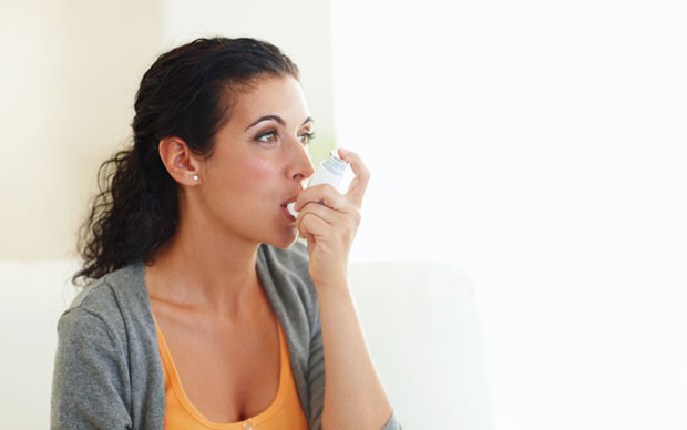 Evidence suggests that SMART improves clinical outcomes in adults with asthma.   iStock