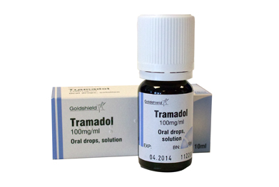Tramadol oral drops may be useful for patients with dysphagia