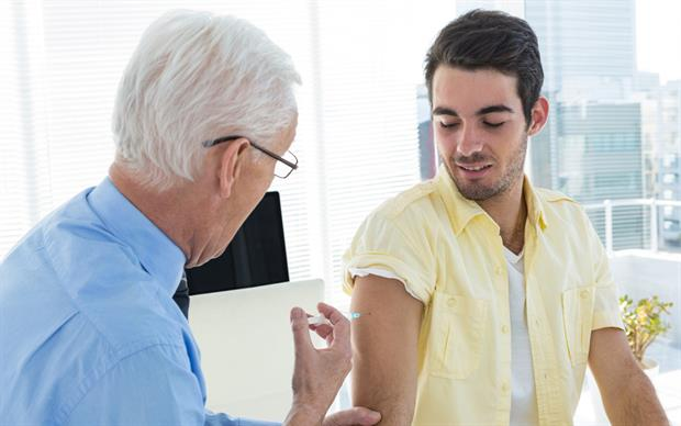 For the 2019/20 flu season, adults aged 18-64 will be able to have a new cell-grown quadrivalent vaccine. | iStock.com/Wavebreakmedia