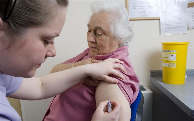 All eligible individuals should be offered flu vaccination. | Jim Varney