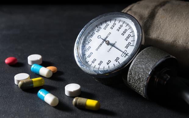 Many patients with hypertension need more than one medication to control their condition. | iStock/Peerayot