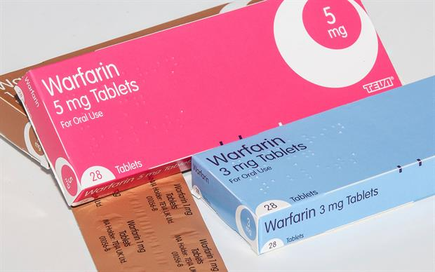 Warfarin may promote vascular calcification in susceptible individuals. | iStock