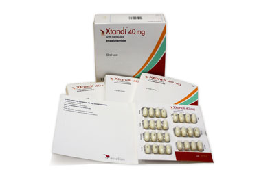 Xtandi (enzalutamide) has been shown to inhibit the effects of androgens even in the setting of androgen receptor overexpression and in prostate cancer cells resistant to anti-androgens.