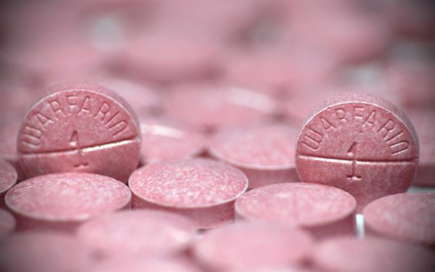 Treatment with anticoagulants reduces the risk of stroke by approximately two thirds. | iStock.com/Hailshadow