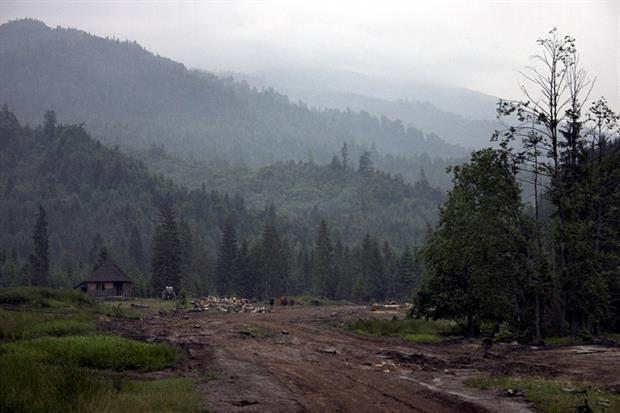 Nature: Valley under Toroiaga in Maramureş Mountains, Romania (Image: Martin Kozák / Wikimedia Commons)