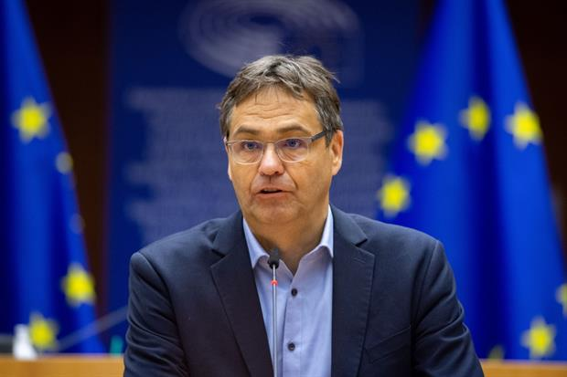 Peter Liese: The German MEP will be rapporteur for the reform of the emissions trading system. Photo: Eric Vidal / European Parliament