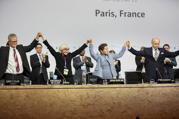 General - 2015 Paris Agreement (UNFCCC)