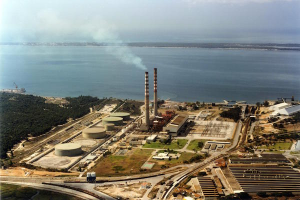 Energy - coal power plant in Portugal (EDP)