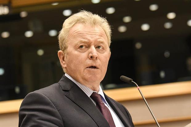 Agriculture commissioner Janusz Wojciechowski (Photo: Emilie Gomez  / European Union)