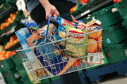Consumer goods, shopping basket - Carbon Trust