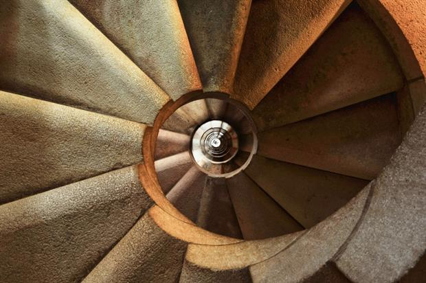 Circular economy - Staircase (Pixabay)