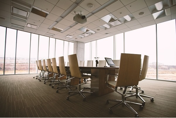 Corporate - conference room Copyright Pixabay