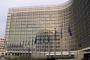 European Commission, building