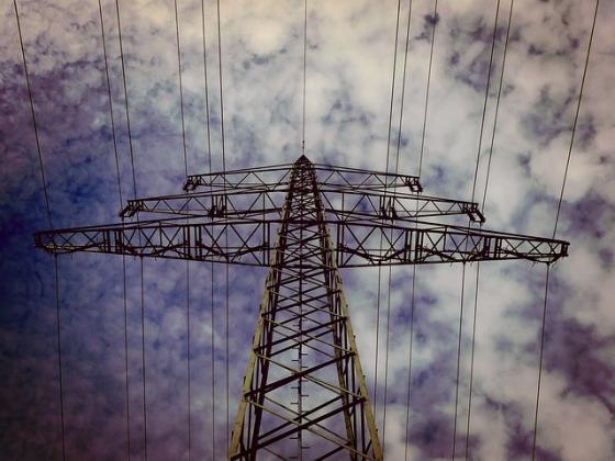 Electricity - pylon