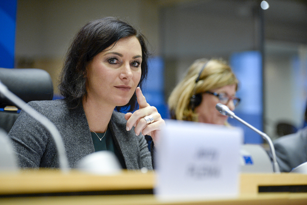 Elisabeth Köstinger © European Union 2016 - Source : EP