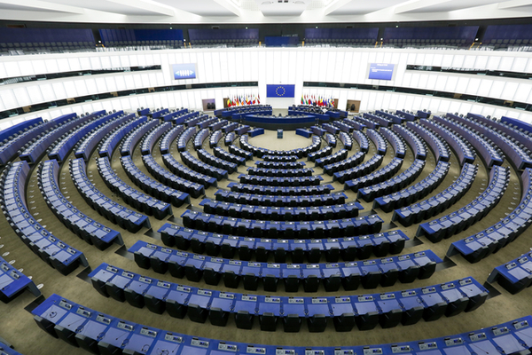 General - European Parliament chamber