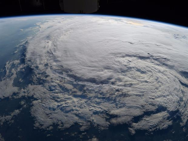 Climate - Hurricane Harvey (NASA)