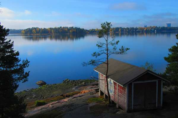 Nature: Seurasaari, Finland (JR)