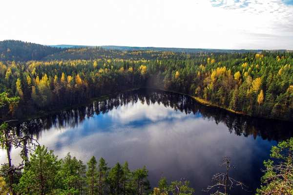 Nature: Finland - Repovesi National Park 2 (JR)