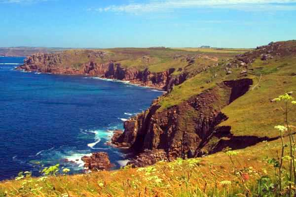 Nature: UK - Cornish coast (JR)