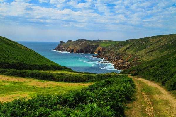 Nature: UK - Cornish coast 2 (JR)