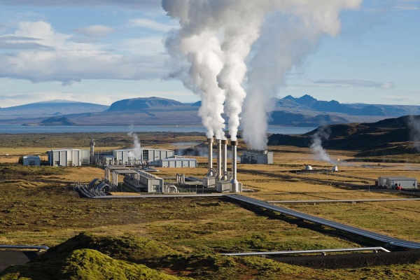 Energy - geothermal power - Iceland (Photo Gretar Ivarsson)