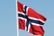 Flag, Norway. Credit LC Nottaasen_CC-BY-20