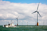 Renewable energy, offshore wind (Credit: Vattenfall)