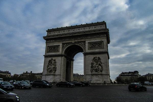 Paris - Arc de Triomphe (JR)