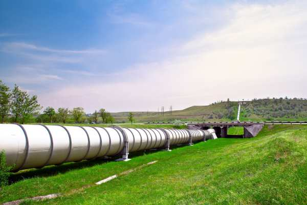 Energy - gas pipeline