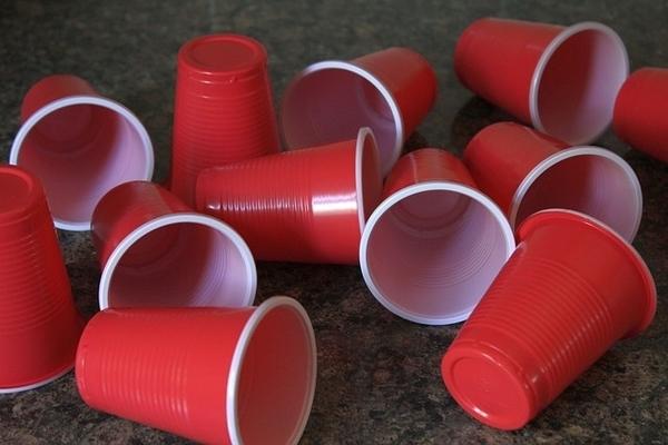 Single-use plastic waste