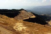 Rosia Montana, Romania, has a history of gold mining (Photograph: Cristian Bortes, CC by SA 2.0)