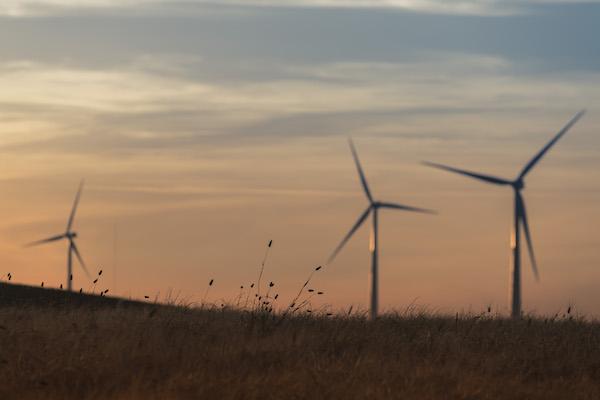 Renewables - Spanish wind farm (Siemens)