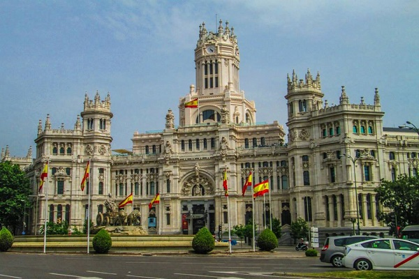 Spain - Madrid Townhall (JR)
