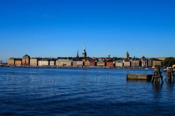 Sweden - Stockholm's Old Town (JR)