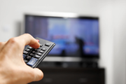 Energy using product, TV (credit: Ronalds Stikans/123RF)