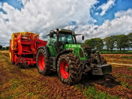 Farm - tractor
