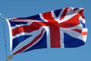 Flag: UK. Credit: Russavia CCA2A