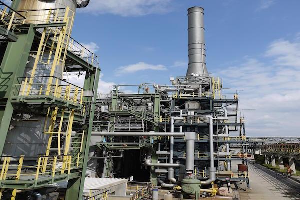 Chemicals - PVC manufacturing plant (Vinnolit)