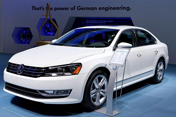Volkswagen car (photograph: Darren Brode/123RF)
