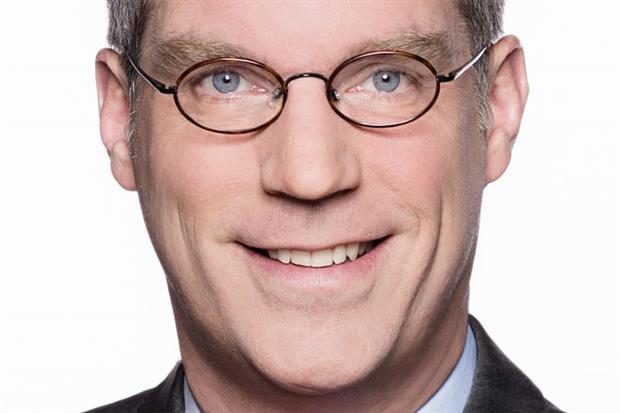 Gunnar Goebler, senior vice-president for wind power at Vattenfall