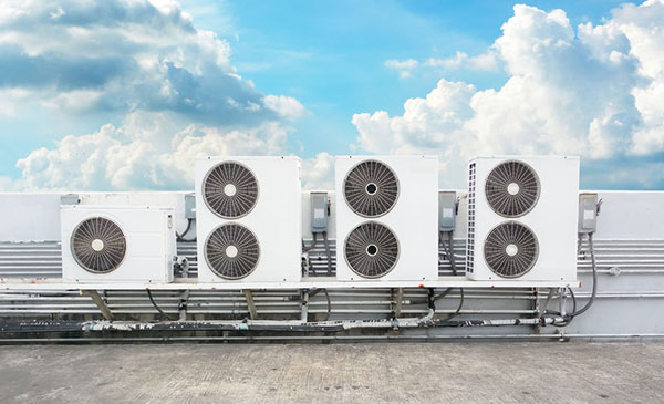 Energy: Air rooftop conditioning units