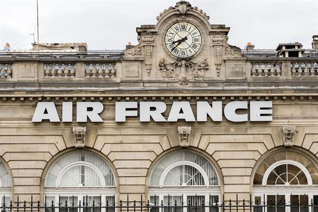 Bailout: Air France must become the 'most respectful of the environment of any airline on the planet' (Photo by Edward Berthelot/Getty Images)