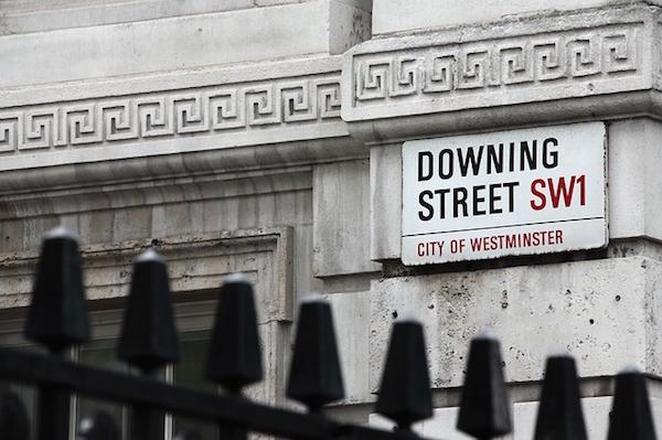 UK - Downing Street (Pixabay)
