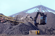 Fossil fuels, coal mining