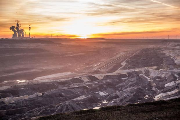 Sunset industry: Germany's Weisweiler coal-fired power plant and Inden mine site in February 2019. BNEF analysis indicates coal will be economically unviable in Europe by 2030. Photo: Maja Hitij/Getty Images